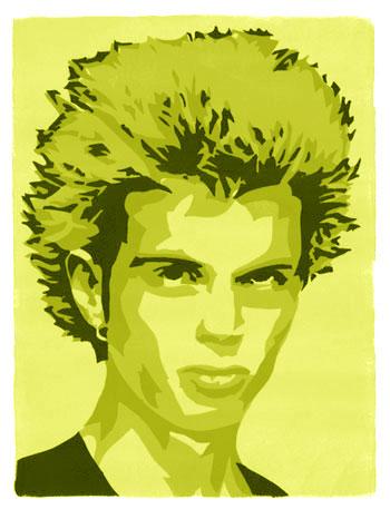 billy-idol-yellow